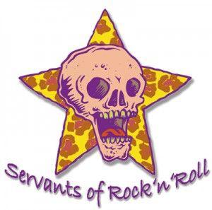 Leo Skull • Servants of Rock'n'Roll