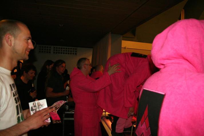 Fotos: 15.05.2010 - Sauerlandhalle, Lennestadt (J.B.O.)