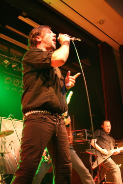 Fotos: 13.05.2010 - Festhalle Durlach, Karlsruhe (The New Black)
