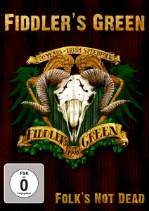 Cover: Fiddler's Green - Folk's Not Dead