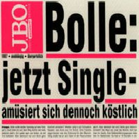 Cover: Bolle