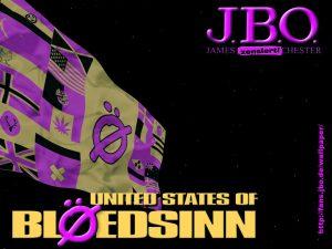 Wallpaper: United States of Blöedsinn