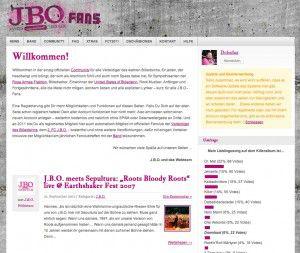 Screenshot: J.B.O. Fans werbefrei
