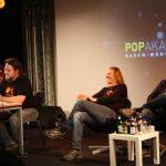 Andrea Jaeckel-Dobschat, Carsten Dobschat, Vito C., Wolfram Kellner - Foto: Max Micus/Popakademie Mannheim