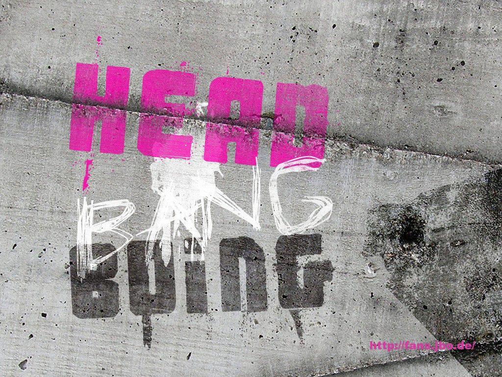 Wallpaper: Head Bang Boing