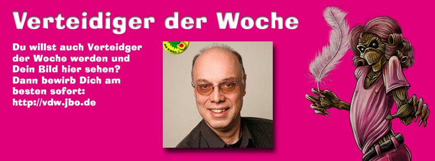 Verteidiger der Woche: Armin (30.03.2012)