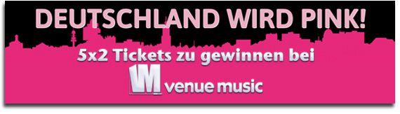 Killer Tour Tickets bei venue music zu gewinnen