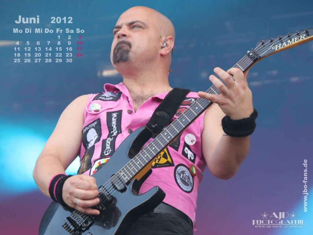 Kalender-Wallpaper Juni 2012: Hannes 'G.Laber' Holzmann