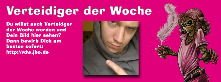 Verteidiger der Woche: Chriss (15.06.2012)