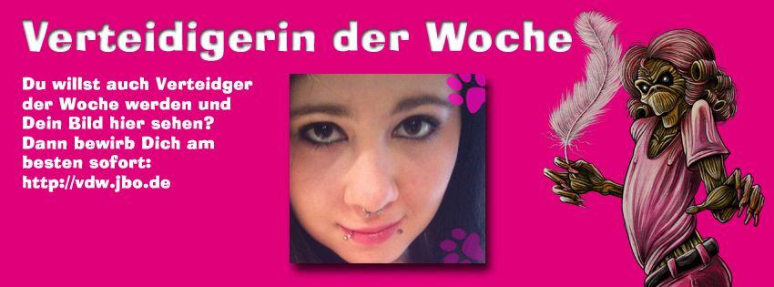 Verteidigerin der Woche: Lisa (08.06.2012)