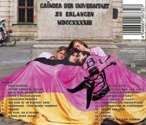 Explizite Lyrik 2012: Das neue Backcover