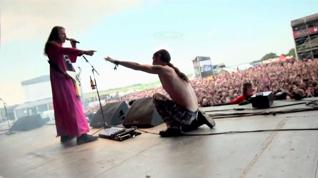 Glaubensbekenntnis – Live @ Summer Breeze 2011