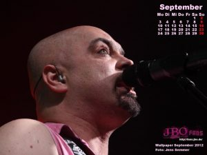 Kalender-Wallpaper September 2012: Hannes