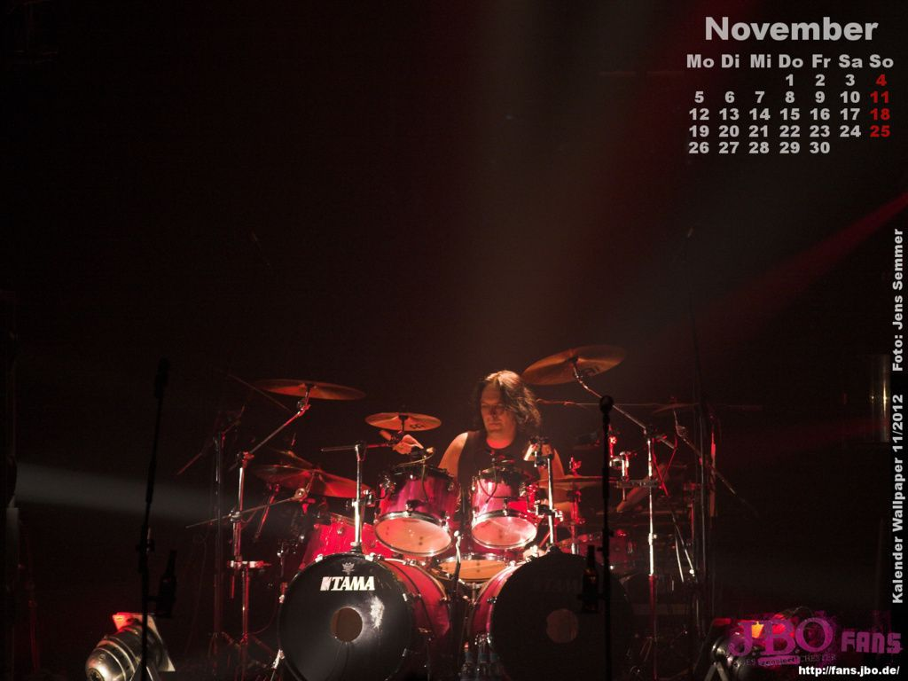 Kalender-Wallpaper November 2012: Wolfram Kellner