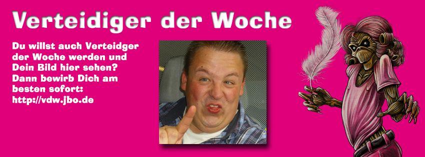 Verteidiger der Woche: Daniel (19.10.2012)