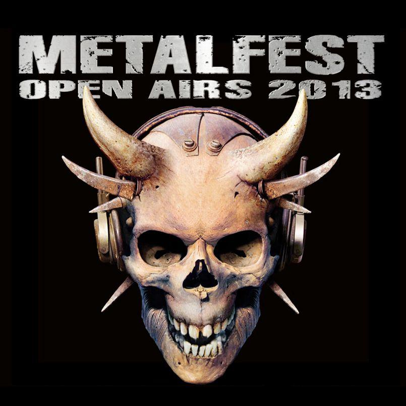 J.B.O. beim Metalfest 2013