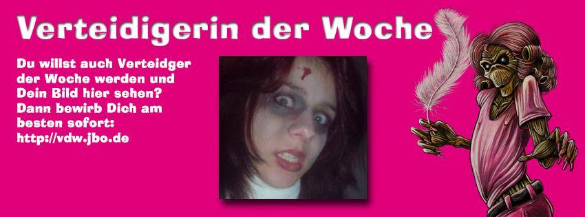 Verteidigerin der Woche: Jasmin (02.11.2012)