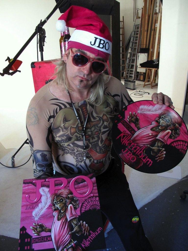 Rockin' X-Mas mit dem Killeralbum