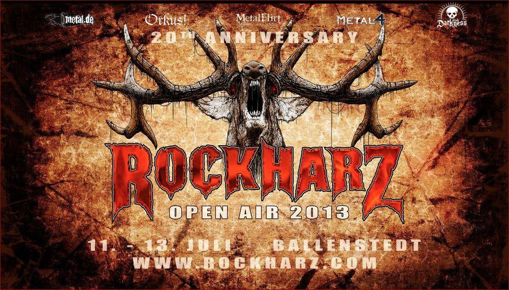 Weitere Festivals 2013 bestätigt: Live auf der Festung, Alpen Flair und Rockharz