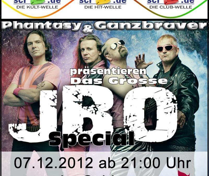 Webradio-Special am Freitag bei SCR2