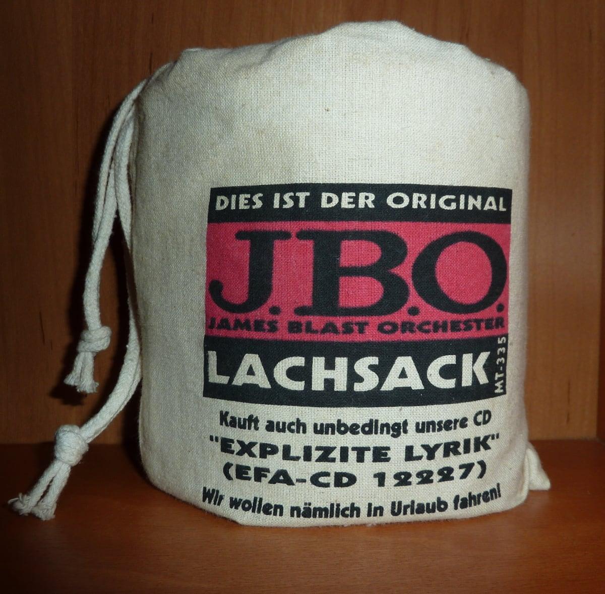 Historisches: Der J.B.O. Lachsack
