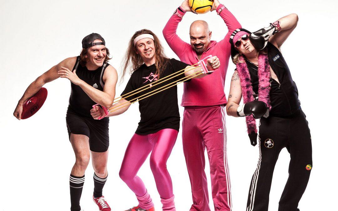 Neue EP und Tour 2013: S.P.O.R.T.