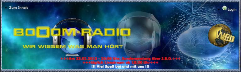 BoOom-Radio