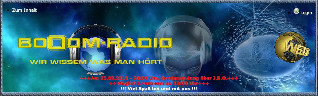 Termine: Webradio-Special am 23.02. und Autogrammstunde am 01.03.2013
