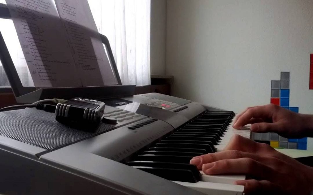 """Piano-Version von """"Ein guter Tag zum Sterben"""" (mit Extra-Hoppla ;))"""
