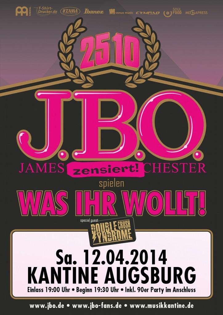 JBO 2014 Kantine Augsburg