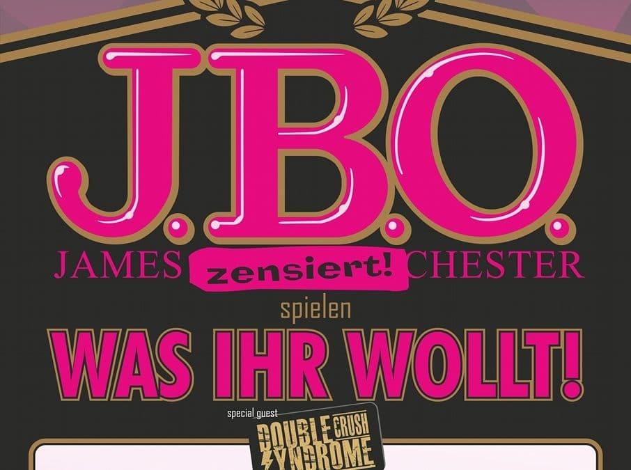 J.B.O. spielen was Ihr wollt in Augsburg