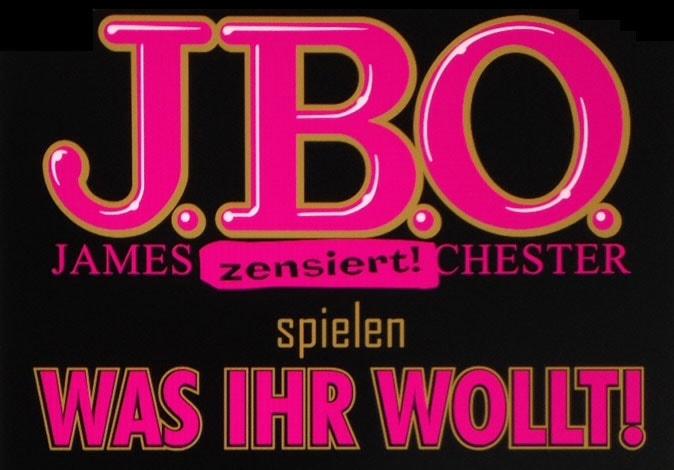 """Die """"J.B.O. spielen was Ihr wollt""""-Termine 2014"""