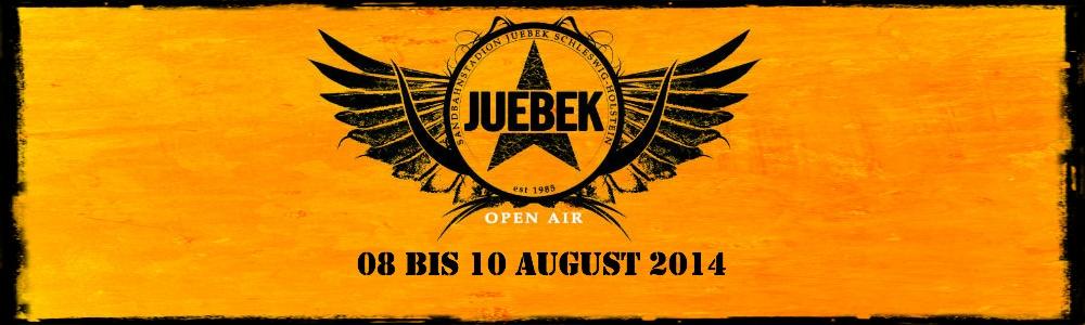 J.B.O. @ Jübek Open Air 2014