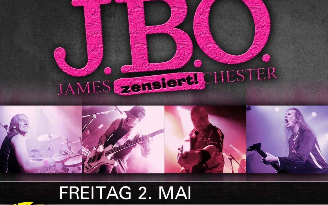 02.05.2014 – J.B.O. in Pratteln, Z7 Konzertfabrik