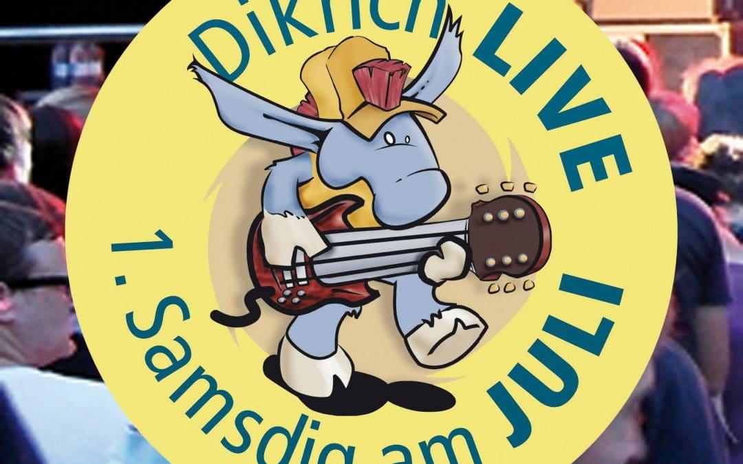 """05.07.2014 – J.B.O. in Diekirch, """"Diekirch Live"""" – Umsonst & Draussen"""