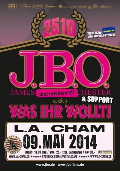 JBO 2014 LA Cham