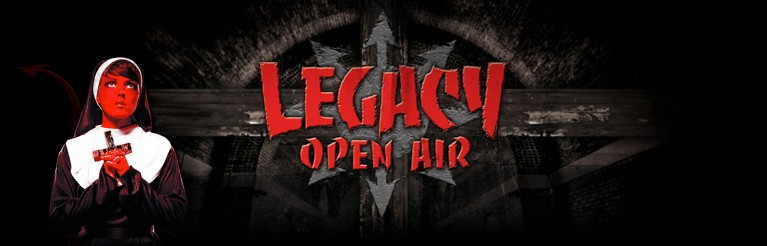 15.06.2014 – J.B.O. in Weismain, Legacy Open Air