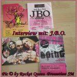 JBO Interview Rocket Queen Promotion