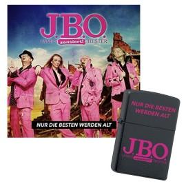 EMP-Edition mit Feuerzeug: J.B.O. - Nur die besten werden alt!
