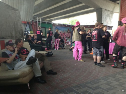 RAFT14: Fotos von Pinky