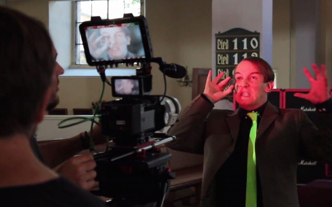 Making of: Vier Finger für ein Halleluja