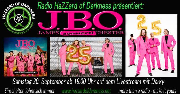 Interview mit Hannes bei Hazzard of Darkness