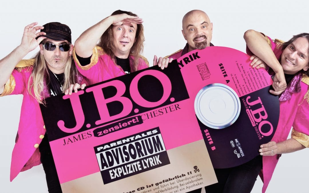 J.B.O. – 20 Jahre Explizite Lyrik: 16.04.2016 – Geiselwind, Eventhalle