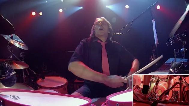 Wolfram DrumCam Nuernberg