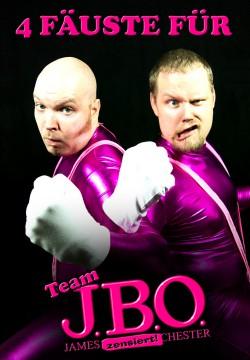 NBG Trash Wrestling - Team J.B.O. -  4 Fäuste