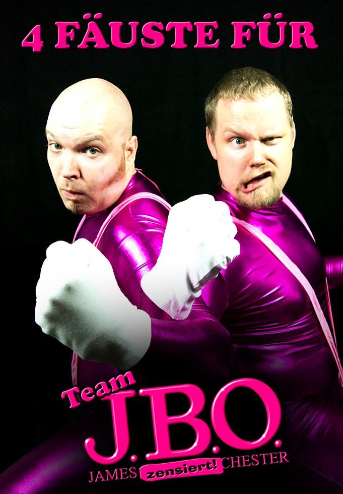 NBG Trash Wrestling: Team J.B.O.! Die Kampfansage! Das Video!