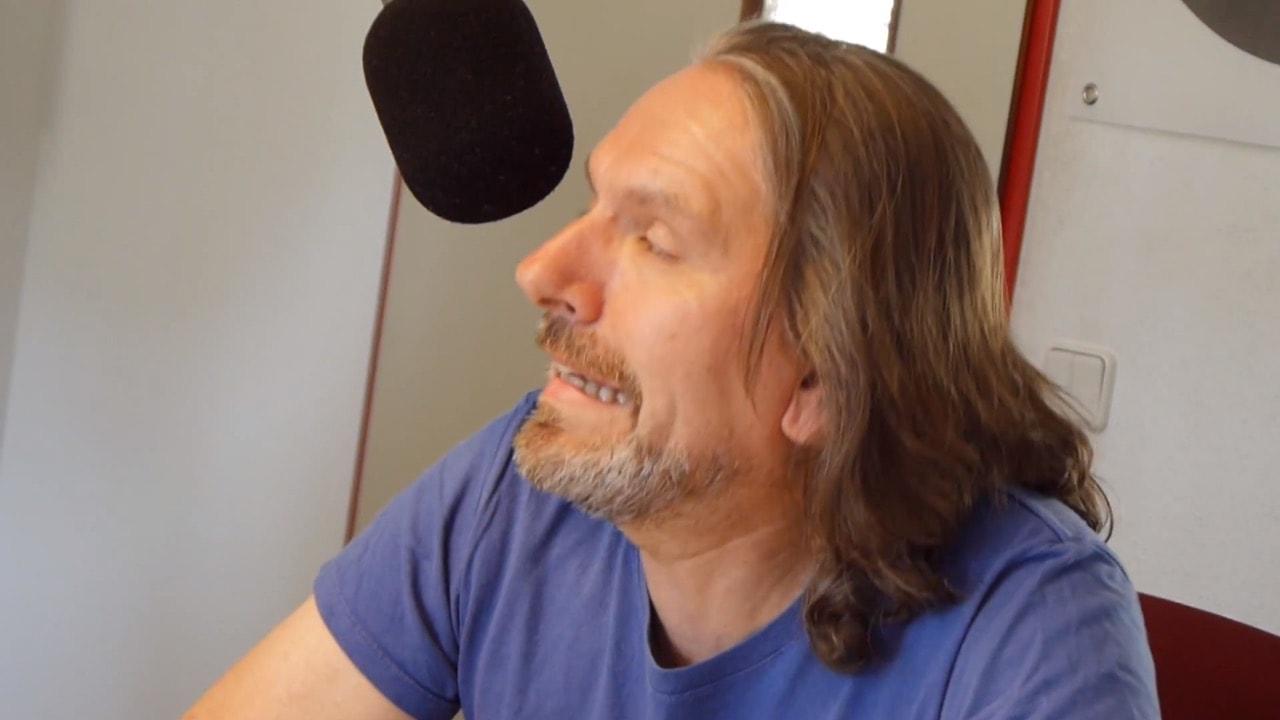 Wolfram bei Radio afkmax