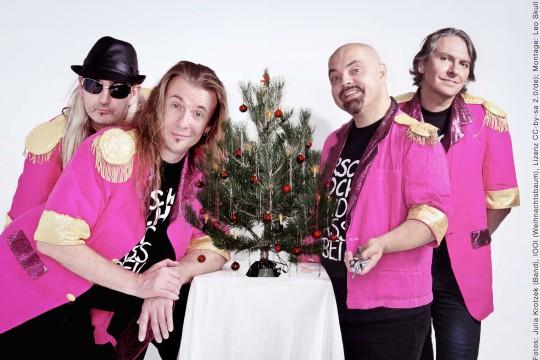 Blast Christmas: die ultimativen Jahresabschluss-Shows steigen in Bochum und Osnabrück