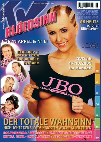 Cover: TV Blöedsinn