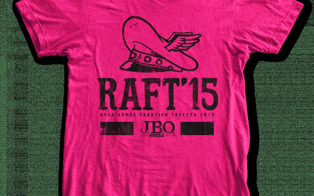 RAFT'15 – Anmeldung noch bis Montag!